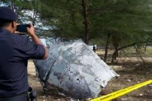 พบอีก! ซากปริศนาเกยตื้นชายฝั่งมาเลเซียตรงข้ามไทย ลือเป็นชิ้นส่วน MH370 หน 2 ในรอบสัปดาห์