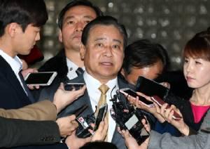 Former S. Korea PM gets suspended jail term for corruption