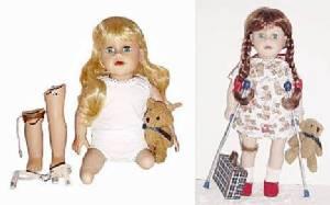 แหวกกระแสลูกเทพ... มาแอบดูตุ๊กตาที่แลดูหลอนมากกว่าน่ารัก