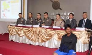 ไทย-พม่าบุกช่วยเหยื่อค้ามนุษย์ชาวพม่า 29 คน ที่ จ.ภูเก็ต พร้อมรวบ 2 ผู้ต้องหา