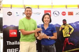 สาวไทยปอดเหล็กคว้าแชมป์อัลตร้ามาราธอน 100 กม. เดอะ นอท เฟซ วันฮันเดรท ไทยแลนด์