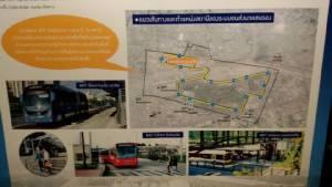 """สนข.ดึงเอกชนลงทุน BRT-ทางเดินยกระดับเชื่อมภายใน """"ศูนย์คมนาคมพหลโยธิน"""""""