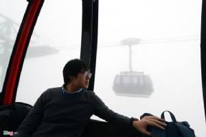 งามตระการตาสู่หลังคาอินโดจีนกับรถกระเช้าไฟฟ้าเวียดนาม 3,000 เมตรเหนือน้ำทะเล