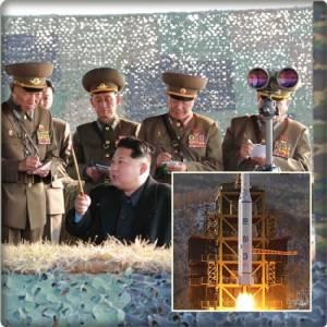 """ชมภาพถ่ายดาวเทียม :ช็อกโลกต่อ !! โซล-โตเกียวอ้าง """"คิม จอง อึน"""" เลื่อนวันยิงขีปนาวุธเป็นพรุ่งนี้!! โดยไม่บอกชาวโลก ญี่ปุ่นขน Patriot PAC-3 เพิ่มอีก 2 สู้"""