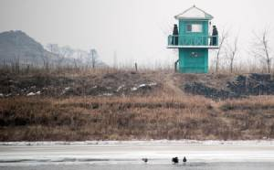 S. Korea navy fires warning shots at North vessel