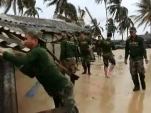 ช้ำหนัก! ทะเลกลืนบ้านแหลมตะลุมพุกต่อเนื่อง จ่อเป็นหมู่บ้านร้างรื้อ-พังอีกกว่า 10 หลัง