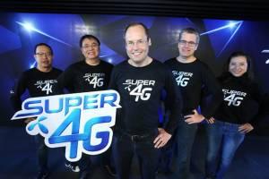 ดีแทค จัด 4G แบนด์วิธเดียว 20 MHz กว้างสุดในไทยลุยตลาด