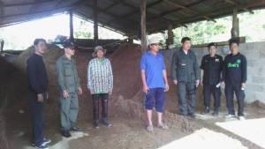 ป่าไม้นำทีมลุยจับผู้มีอิทธิพลลอบขุดทรายเถื่อนต้นน้ำยวม