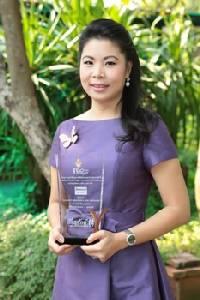 อมรรัตน์ ชัยยศบูรณะ สนับสนุนคนไทยให้ออกกำลังกาย