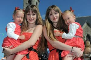Twin births almost double in rich countries: study