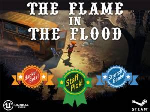 """The Flame in the Flood"" เกมเอาชีวิตรอดแนวน่ารัก ออก 24 ก.พ."