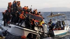 รวดเร็วทันใจ! กองเรือนาโต้มุ่งสู่ทะเลอีเจียน จัดการพวกลักลอบขนผู้ลี้ภัยแก้วิกฤตอพยพ