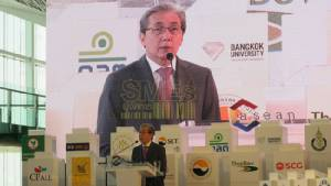 """""""สมคิด"""" ชี้ไทยจัดประชุมผนึก CLMV ตลาดเดียวก่อนบุกตลาดโลก"""