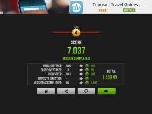 Review: Traffic Rider บิดมิดไมล์ หัวใจติดล้อ (iOS, Android)