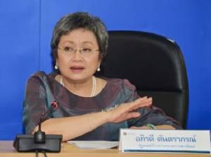 """""""อภิรดี"""" ร่วมทีมรัฐมนตรีเศรษฐกิจอาเซียนจัดโรดโชว์ โปรโมต AEC ดึงสหรัฐฯ เพิ่มการค้าลงทุน"""