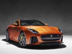 Jaguar F-Type SVR ร้อนแรงด้วยความพิเศษ