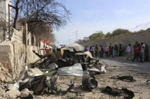 กลุ่มติดอาวุธอัล-ชาบาบก่อเหตุคาร์บอมบ์กลางเมืองหลวงโซมาเลีย ปลิดชีพอดีต รมต.กลาโหม