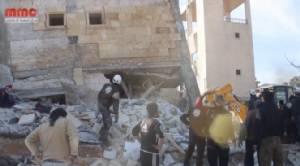 US-UN รุดโยนบาป กล่าวโทษรัสเซียทิ้งบอมบ์ถล่มโรงเรียน-โรงพยาบาลซีเรียตายรวมเกือบ 50 ศพ