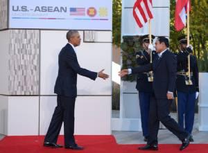 ประชุมสุดยอดผู้นำอาเซียน-สหรัฐอเมริกา : ศิลปะแห่งการถ่วงดุล