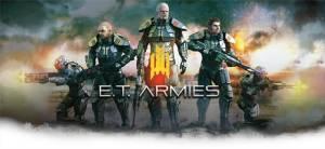"""E.T. Armies"" เกมยิงไซไฟสัญชาติอิหร่าน จ่อขายบนสตีม"