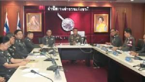 """""""ศรีวราห์"""" ระบุไม่มีกลุ่มไอเอสในไทย แต่ห้ามประมาทสั่งเฝ้าระวังเข้ม"""