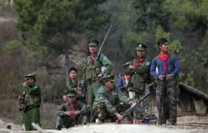 สหรัฐฯ ห่วงการต่อสู้ในภาคเหนือของพม่าทำผู้คนอพยพกว่า 4,000 คน