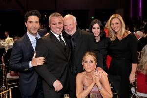 5 นักแสดงจาก Friends รวมตัวครั้งแรกในรอบหลายปี