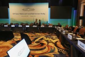 IMF ชี้ ศก.โลกถูกรุมเร้าใกล้ตกราง เร่ง G20 ออกแผนกระตุ้นการฟื้นตัว