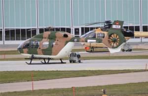 ดู ฮ.ลำใหม่กองทัพบกไทยลายพรางอย่างหล่อจากค่ายยุโรป