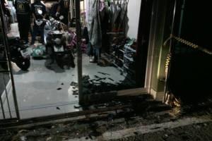 พนักงานโรงแรมที่พังงาอยู่กับเมียชาวบ้านถูกยิงดับ