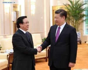 ผู้นำจีนหยอดหวานฟื้นสัมพันธ์เวียดนามบอกมีชะตาร่วมกัน