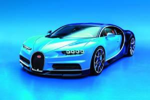 Bugatti Chiron ตัวแทน Veyron ฝีเท้าจัด 1,500 แรงม้า
