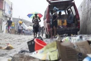 เกิดน้ำท่วมฉับพลันในอังโกลา ดับอย่างน้อย 24 ศพ สูญหายอีกมากกว่า 30 ชีวิต
