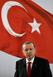 """ผู้นำตุรกีแย้มคุยสหรัฐฯ สร้าง """"เมืองใหม่"""" ไว้รองรับผู้ลี้ภัยซีเรีย"""