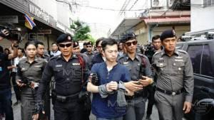 คุมตัวหัวหน้าแก๊งชาวจีนปล้นปืน ทำแผน 8 จุด ตำรวจยังไม่ปักใจเชื่อ แค่ประสงค์ต่อทรัพย์ (มีคลิป)