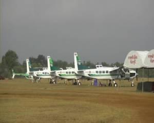 หน่วยปฏิบัติการฝนหลวงเริ่มแก้ปัญหาภัยแล้งใน จ.จันทบุรี