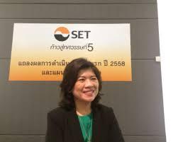 ตลท.ชี้ผลประกอบการ บจ.ที่ออกมาดีดึงดูดต่างชาติกลับเข้าลงทุนในตลาดหุ้นไทย