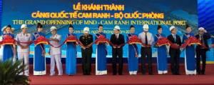 เวียดนามเปิดอ่าวกามแรงรับเรือ 100,000 ตัน เรือสินค้ายันเรือบรรทุกเครื่องบินใช้บริการได้