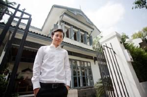 แปลงบ้านเก่าเป็นโรงแรม สไตล์ Siam Hotel Maker