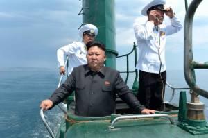 """""""เรือดำน้ำเกาหลีเหนือ"""" สูญหายไป 1 ลำ - คาดเกิดอุบัติเหตุ """"จม"""""""