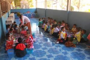 ความมั่นคงทางอาหารของเด็กไทยเริ่มได้ที่โรงเรียน