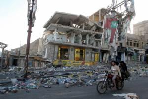แฉพันธมิตรนำโดยซาอุฯ ทิ้งบอมบ์ถล่มตลาดในเยเมน ชาวบ้านตายเกลื่อน 41 ศพ