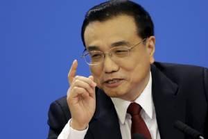 """""""นายกฯ หลี่"""" ยันเศรษฐกิจจีนไม่ทรุดรุนแรง ชูร่วมมือนานาชาติ-ลดความขัดแย้ง"""