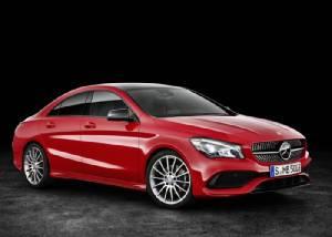 Mercedes-Benz CLA : ปรับโฉมกระตุ้นตลาด