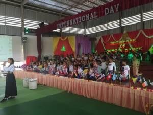 ธาราพัฒนา จัดกิจกรรม International Day