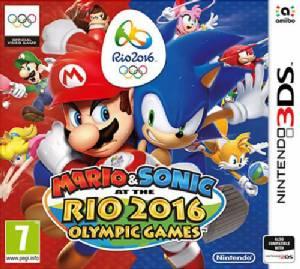 "Review: ""Mario & Sonic Rio 2016 Olympic Games"" ลุงหนวดลุยโอลิมปิก"
