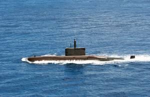 """เปิดโฉมครั้งแรก เรือดำน้ำ """"ชังโบโก"""" อิเหนาต่อในเกาหลีเรือดีเยอรมัน"""