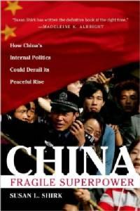 สัมภาษณ์ 'ซูซาน เชิร์ค' ผู้เขียนหนังสือเรื่อง 'จีน-อภิมหาอำนาจที่อ่อนแอ'