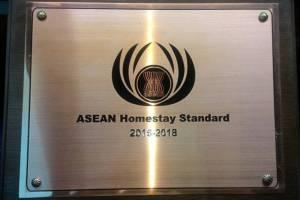 """โฮมสเตย์เกาะยาวน้อย คว้ารางวัล """"Asean Tourism Standard"""" ระดับอาเซียน"""