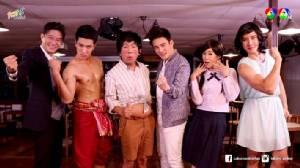 """ตะลุยเที่ยวกาญจนบุรีแบบสนุกฮา กับ 3 หนุ่มเพื่อนซี้ """"ธันวา-กอล์ฟ-เมฆ"""""""